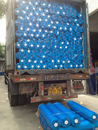Embroidery Backing Paper Lading Package