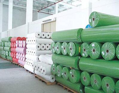 polyester felt fabric warehouse