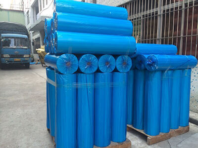 Water Soluble Fabric Stabilizer Package