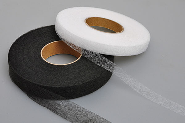 double sided fusible interfacing in tape