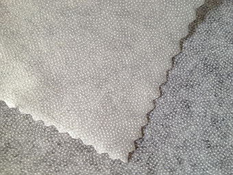 White Fusible Interlining