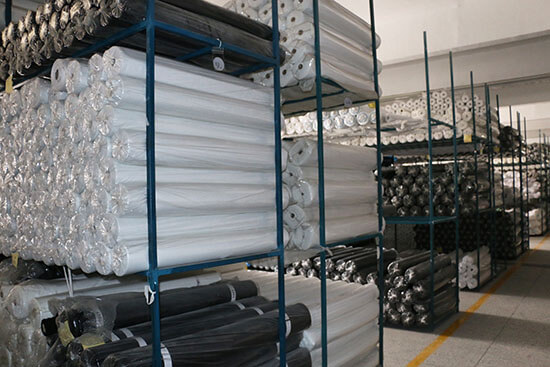 non fusible interfacing warehouse