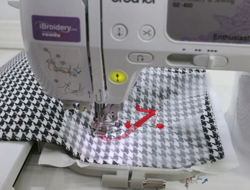 cold water soluble film for embroidery