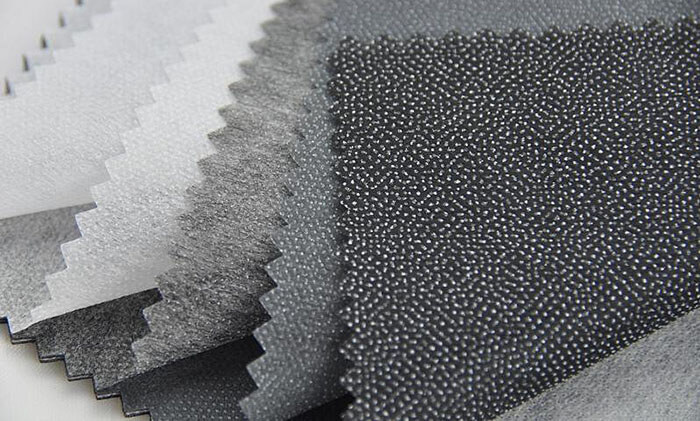Fusible Interlining Fabric Detail