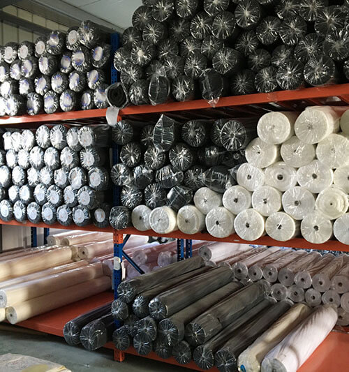 suit woven fusible interlining warehouse