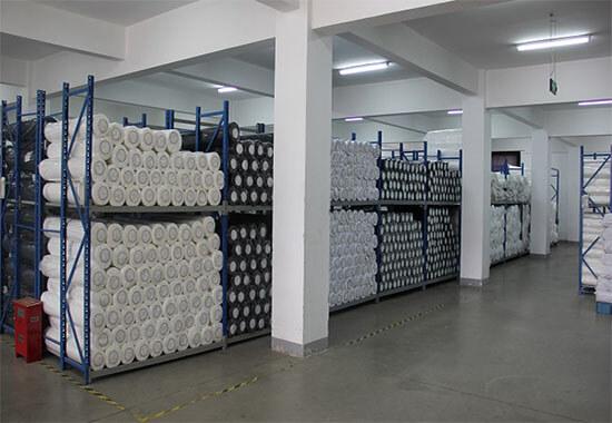 fusible backing fabric warehouse
