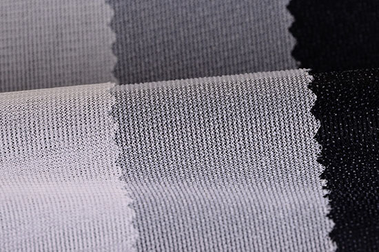fusible tricot knit interfacing details
