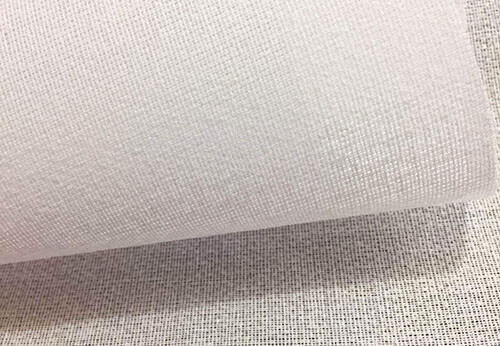 curtain interfacing fabric details