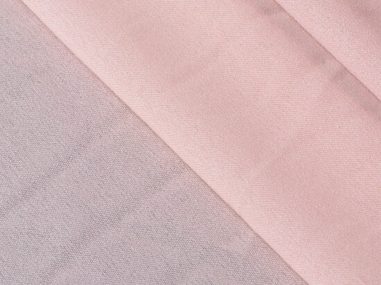 pink silk organza interfacing
