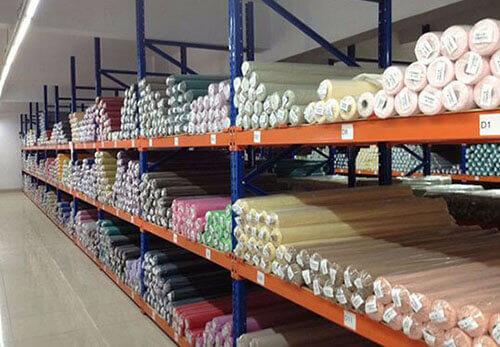silk organza interfacing warehouse