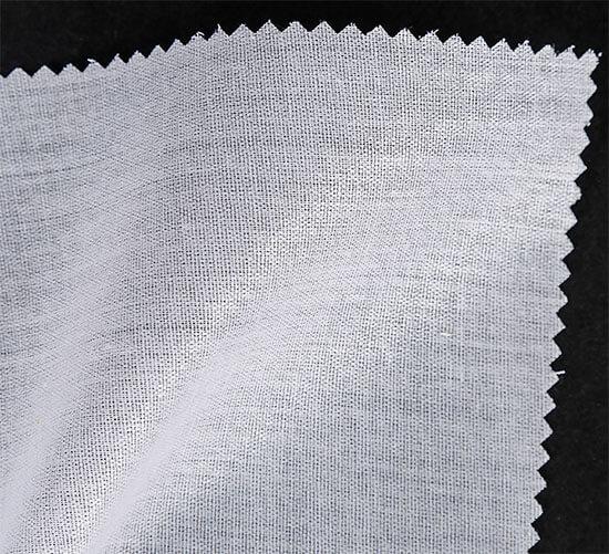 white shirt collar interfacing