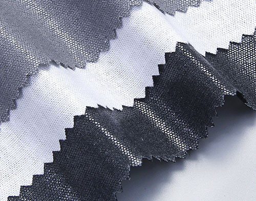 heavy cotton shirt collar interlining