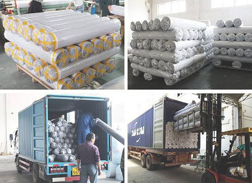 woven fusible interlining package