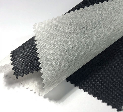 100% polyester non woven interlining show
